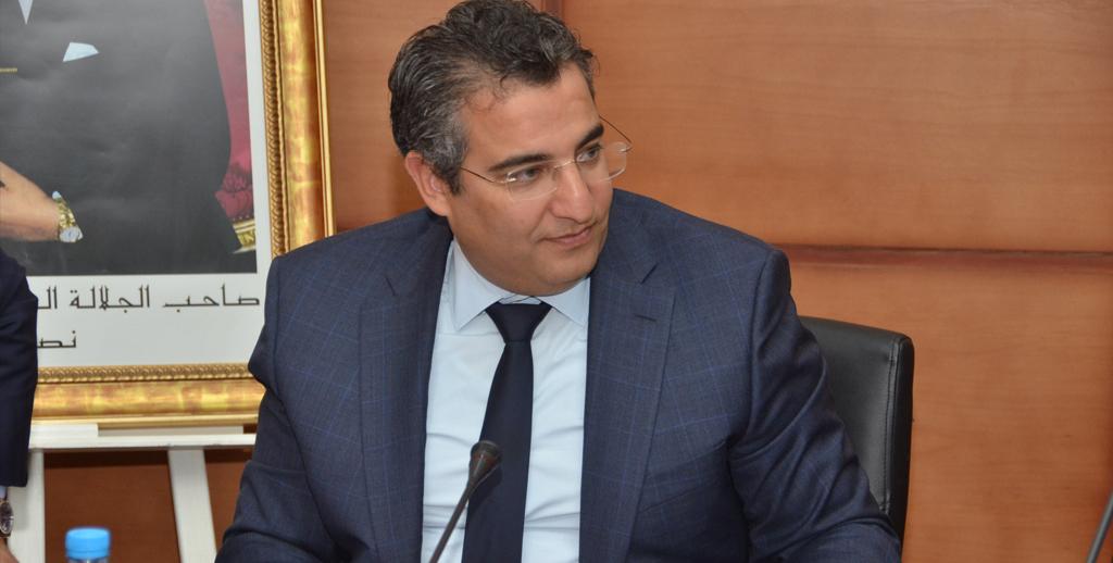 Imad Barrakad, Le jeune loup du Tourisme