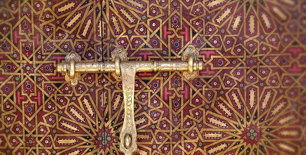 La beauté de l'architecture marocaine