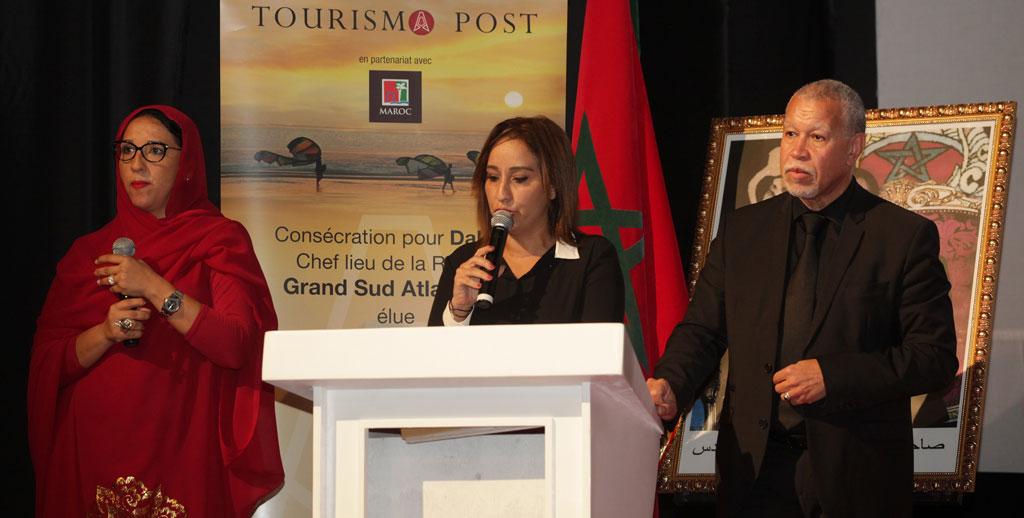 Retour en images sur les Trophées Tourisma Post de «La Région Préférée des Internautes 2015»