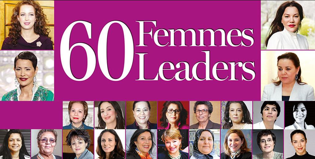 Un grand numéro sur les Femmes dans Challenge