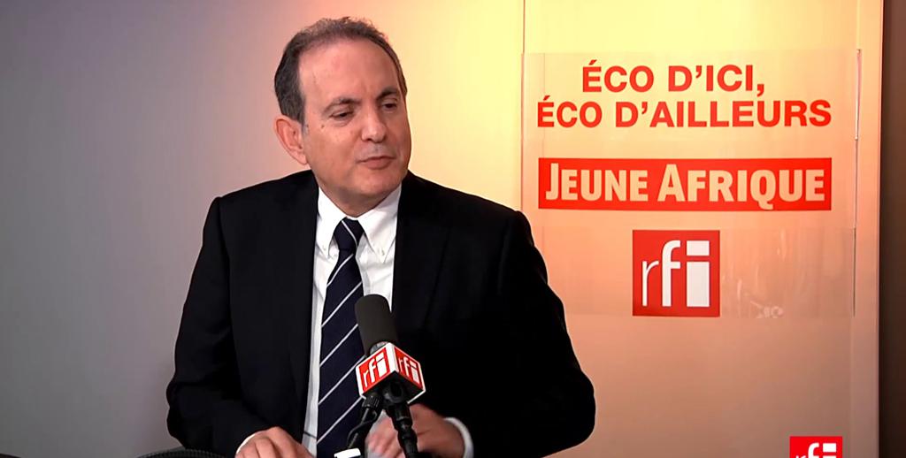 Abderrafie Zouitene,  Grand Invité de RFI