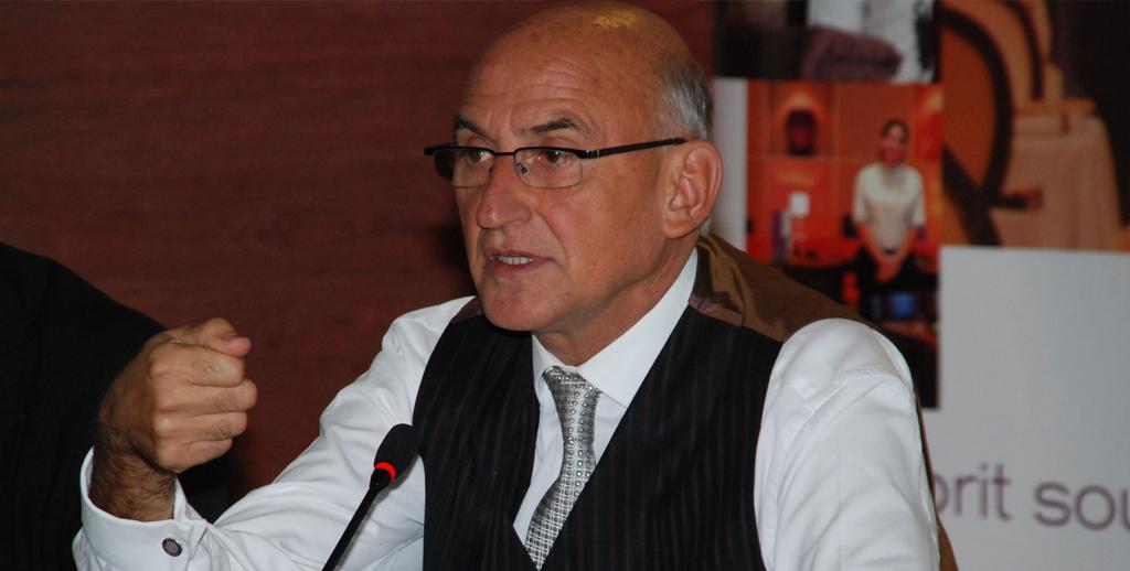 Marc Thépot, Chevalier de l'Ordre de la légion d'Honneur