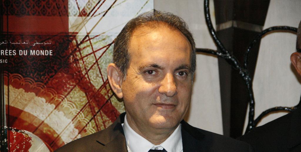 Abderrafie Zouiten dans la délégation officielle à Moscou