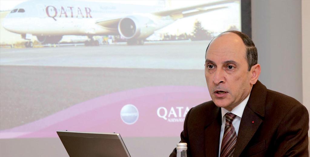 Qatar Airways va-t-elle entrer  dans le capital de la RAM ?