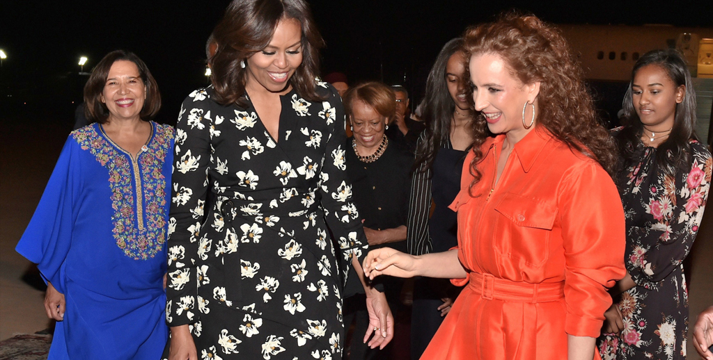 Marrakech accueille la Première Dame des Etats-Unis