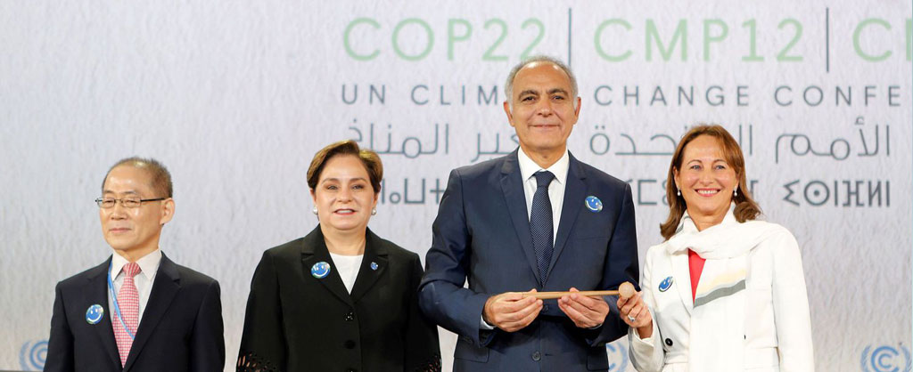 Cop 22 : Marrakech is the place to be !