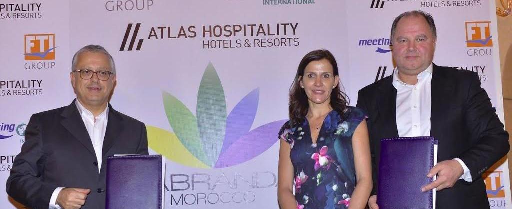 ONMT, Atlas Hospitality et FTI,Une joint venture réussie