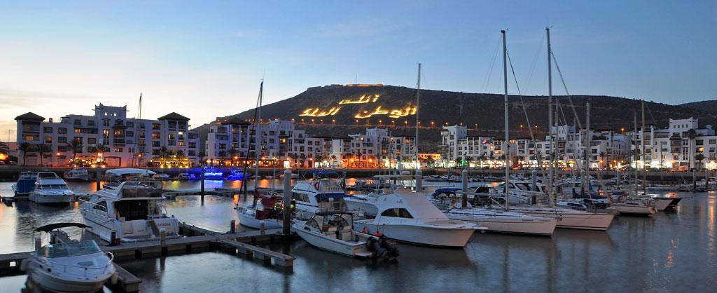 Des résultats records pour la ville d'Agadir