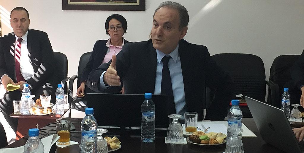 Abderrafie Zouiten annonce le lancement du vol Paris-Dakhla