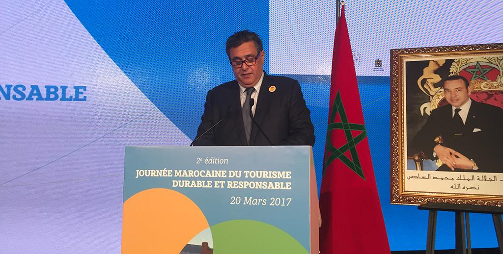 Aziz Akhannouch inaugure la journée du Tourisme durable