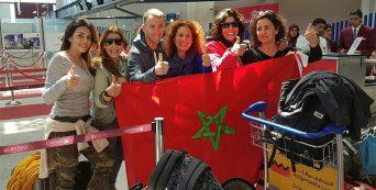 5 bouts de femmes marocaines à l'assaut du Kilimandjaro