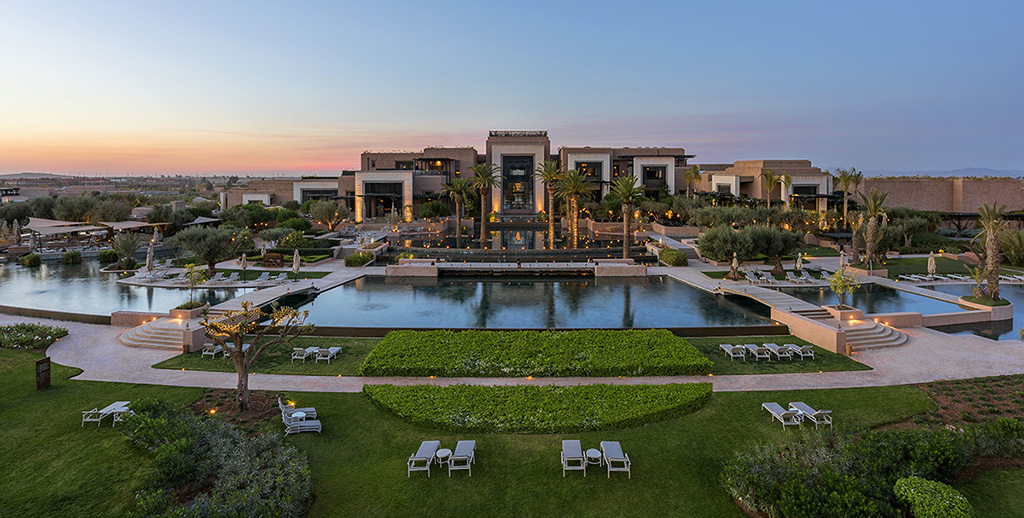 Accor hôtels prend en gestion le Fairmont Royal Palm Marrakech