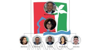 Avec qui doit composerMohammed Sajid et Lamia Boutaleb?