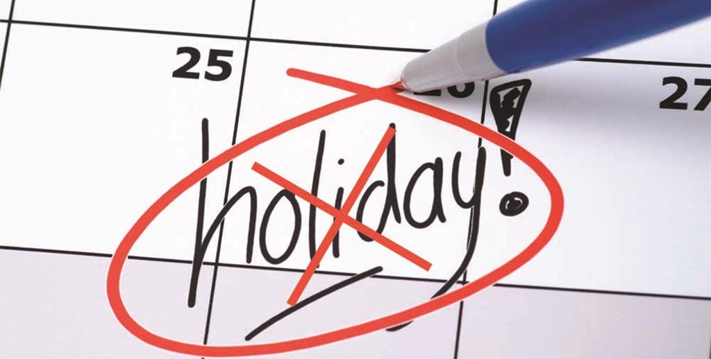 Pas de vacances pourMohamed Sajid !