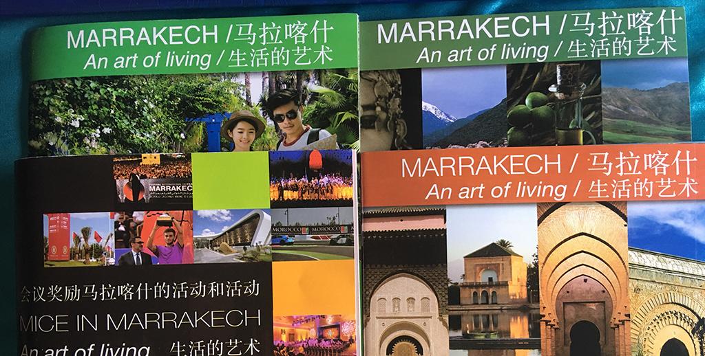 Le CRT Marrakech se met au chinois