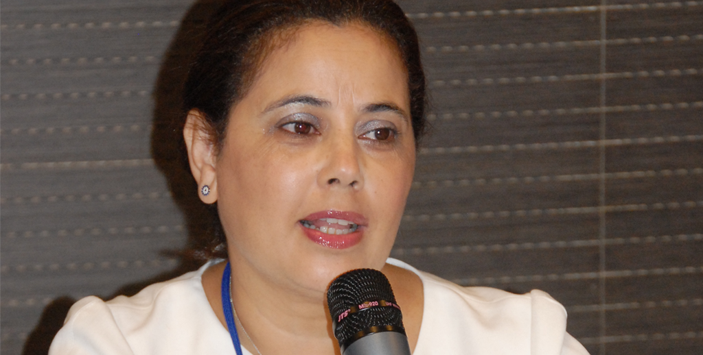 Cri de détresse  d'Imane Lamrani
