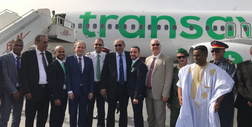 Paris-Dakhla, une liaison historique pour le Maroc