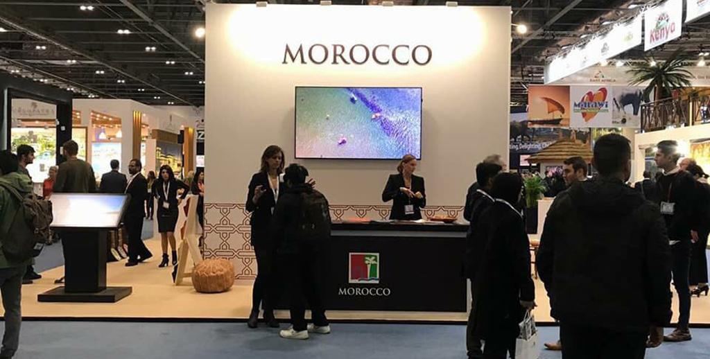 World Travel Market:  Le Maroc au rendez-vous