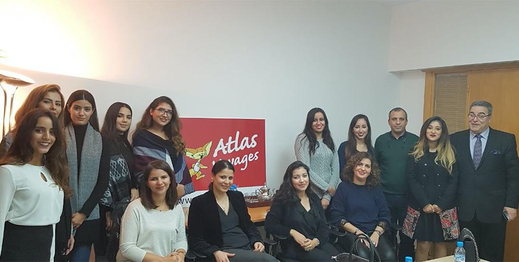 Atlas Voyages s'engage  dans la formation continue