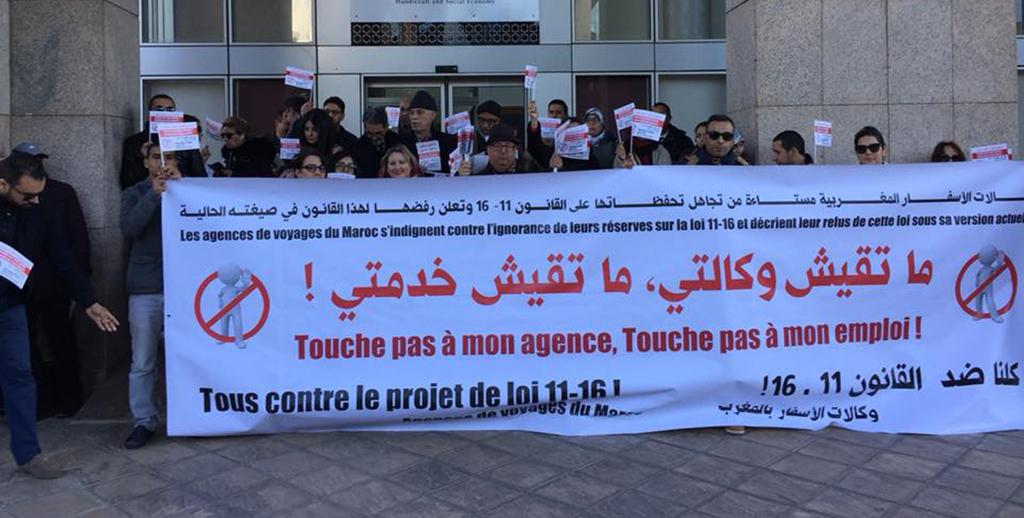 Les agences de voyages en colère contre Mohamed Sajid