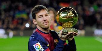 Lionel Messi, ambassadeur  du Tourisme Responsable