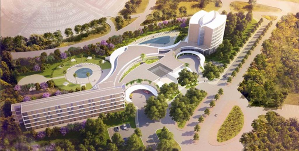 L'ONDA lance un complexe hôtelier by Atlas Hospitality