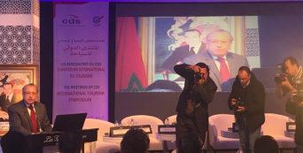 Démarrage à l'instant du symposium international du Tourisme