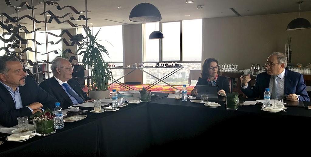 Hakim Marrakchi, à l'écoute  des opérateurs du Tourisme