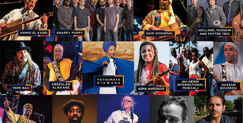 Programme du Festival Gnaoua 21 édition 2018