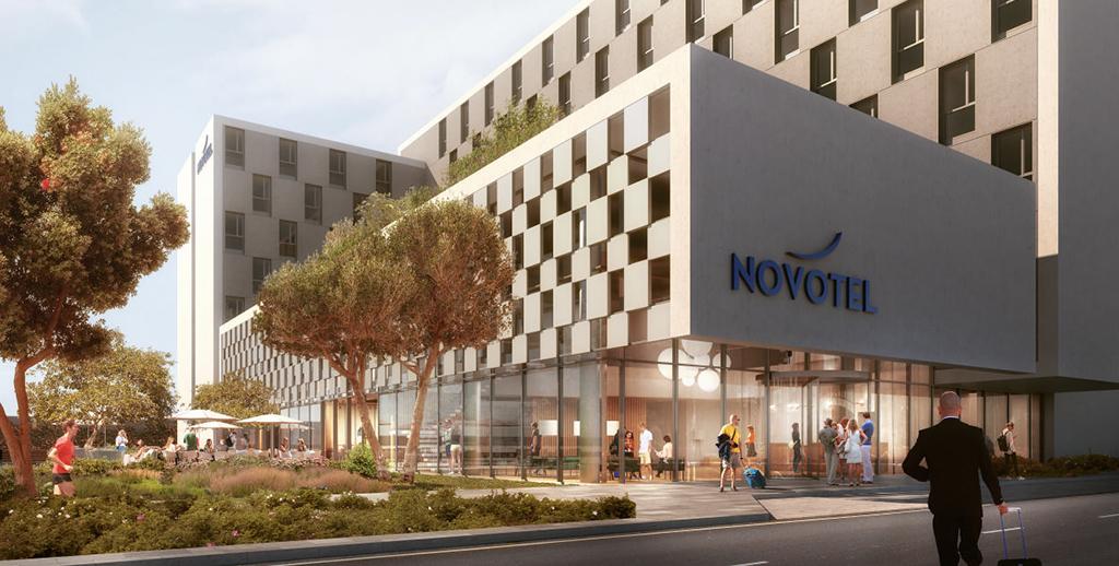 Risma signe un hôtel Novotel à Rabat