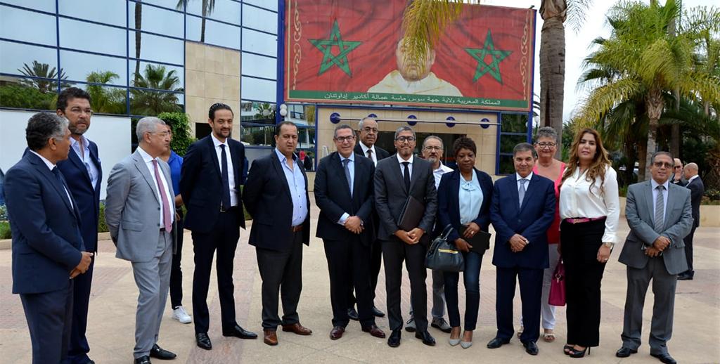 Adel El Fakir à la rencontre des hôteliers d'Agadir