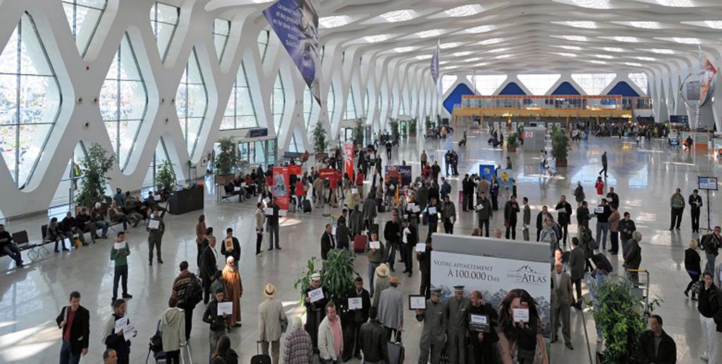 Belle performance  pour les aéroports du Royaume