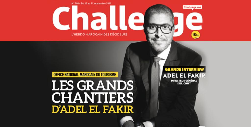 Première grande sortie de Adel El Fakir