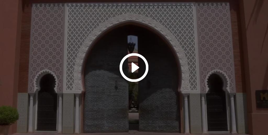 Le Spot qui a fait gagner  le Maroc à Saint-Petersbourg