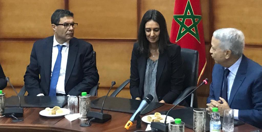 Nadia Fettah Alaoui a pris ses fonctions ce matin