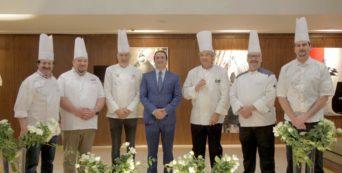 Pléiade de Chefs de renom au Sofitel Marrakech