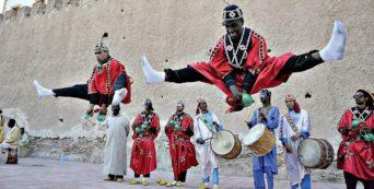 Gnaoua, patrimoine culturel de l'UNESCO