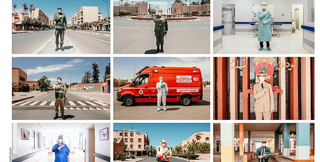 Le CRT Marrakech rend hommage à ses héros !