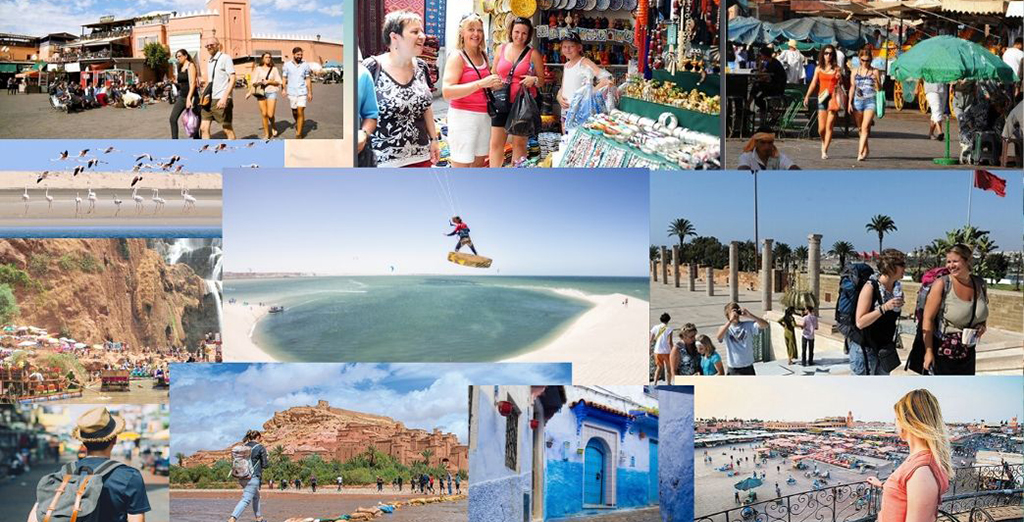 Selon l'ONMT, les vacances, ce sera au Maroc !