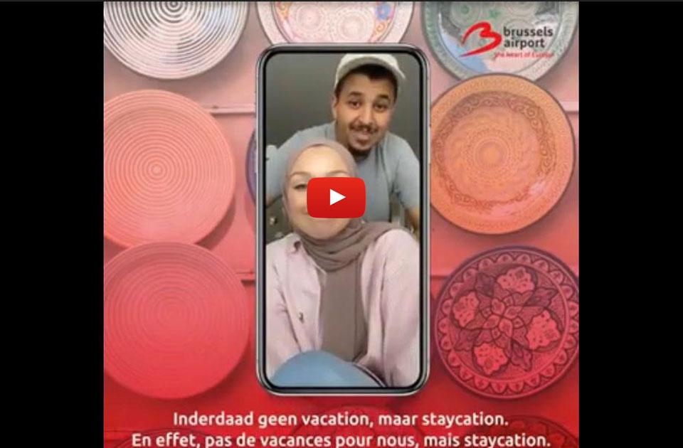 Brussels Airport fait la promotion du Maroc