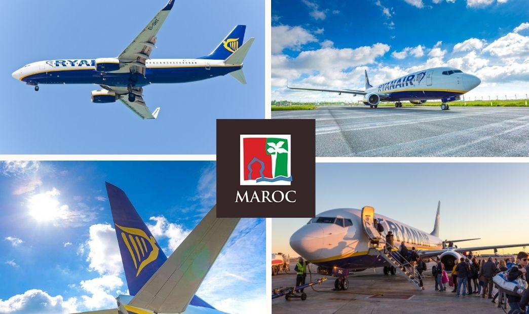 L'ONMT booste la présence de Ryanair sur le Maroc