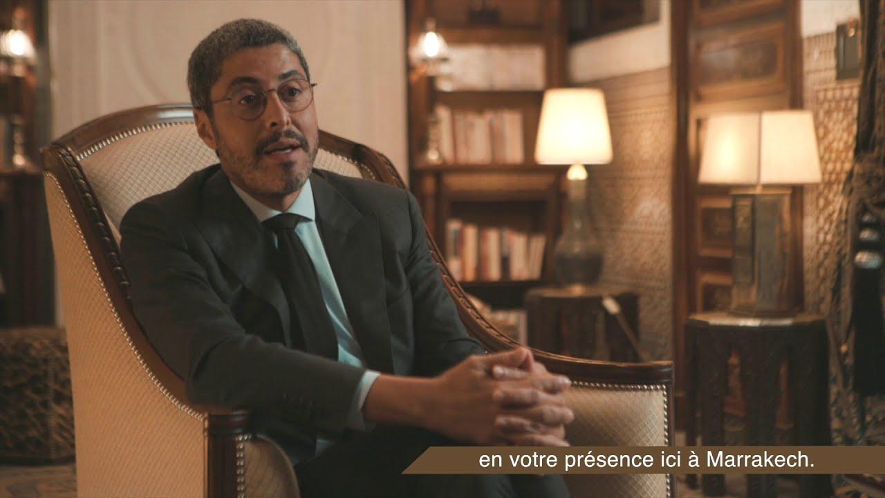 Adel El Fakir fait sensation  à Londres