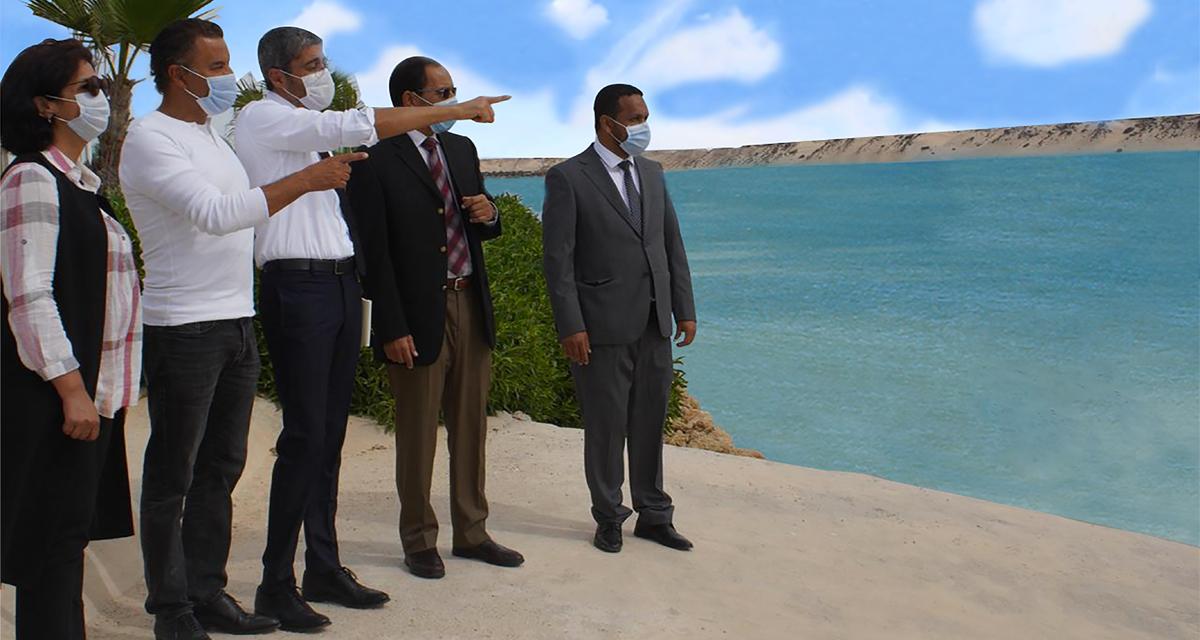 L'ONMT place le tourisme balnéaire  au cœur de son plan de relance de Dakhla