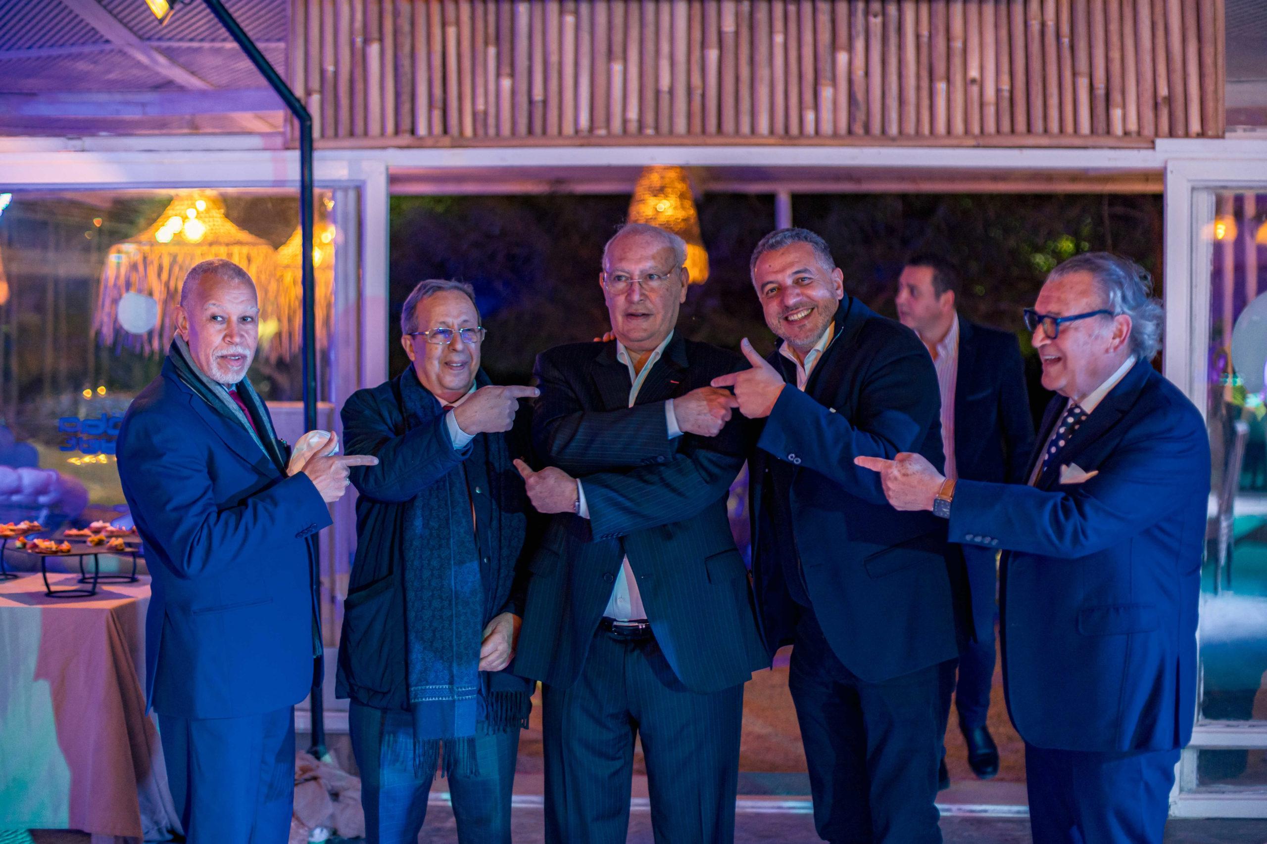Les nominés saluent l'élection de Abdelatef Kabbaj