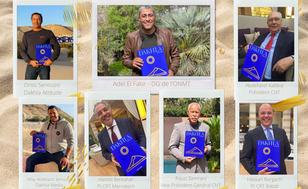 Les opérateurs touristiques soutiennent « Dakhla Spots »