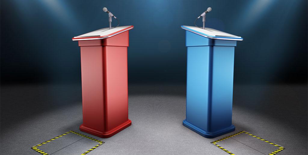 Deux candidats à la présidence de la CNT