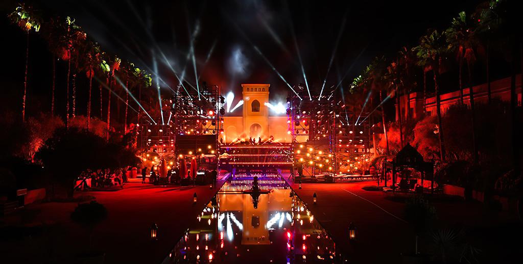 Coup de projecteur sur Marrakech  sur France 2
