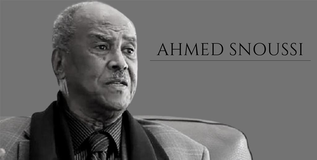 Ahmed Snoussi s'en est allé