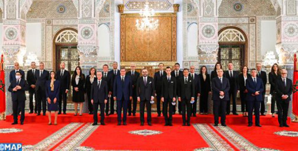 Le Gouvernement Akhannouch est en place
