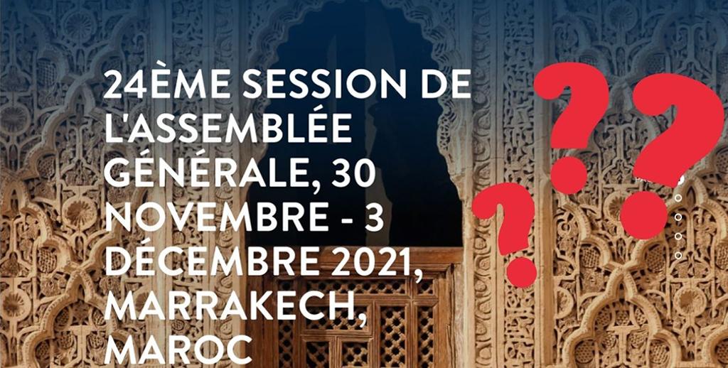 URGENT :L'AG de l'OMT à Marrakech  aura-t-elle lieu?